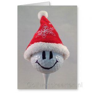 Kerst-Smile-wenskaart